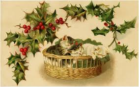 christmas kittens download the graphics fairy