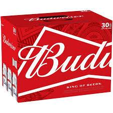 how much is a 30 rack of bud light budweiser beer 30 pk 12 fl oz cans walmart com