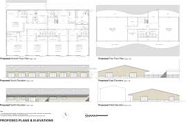 Nursery Floor Plans Planning Approval For New Nursery U2013 James Bell Architecture Ltd At