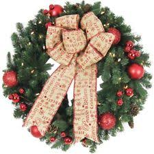 cordless wreath ebay
