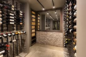 before and after wine cellar transformation a design connection