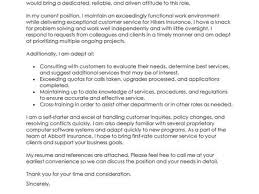 exle customer service cover letter 6 sle of customer service cover letter customer service