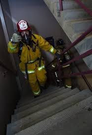 Firefighters Stair Climb by Hope For Cure Accompanies Firefighters U0027 Climb Up Tower The