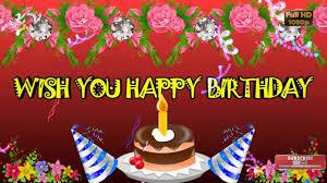 happy birthday wishes whatsapp status youtube