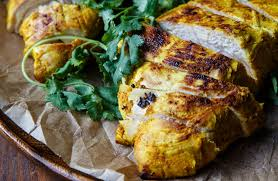indian spiced turkey breast