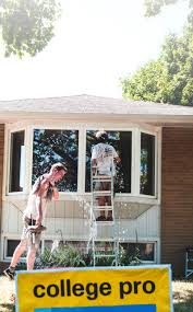 house painters u0026 window cleaning services college pro