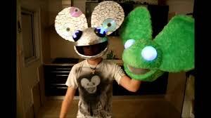 Deadmau5 Head Costume Halloween Deadmau5 Heads Making