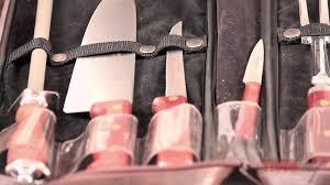 dexter russell 5950 connoisseur 7 piece carving knife set