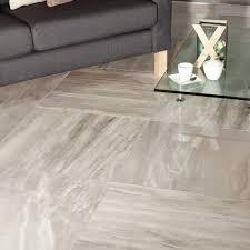 Gloss Tile Effect Laminate Flooring Atrium Kios Grey Marble Effect Floor Tile With A Gloss Surface