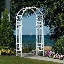 wedding arches meaning 3 sided garden arch nightcore club
