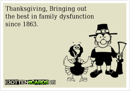 rottenecards thanksgiving bringing out the best in family