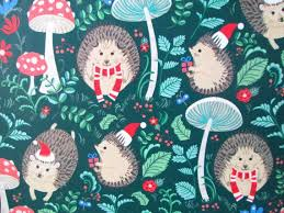 hedgehog wrapping paper 18 best christmas images on christmas time christmas