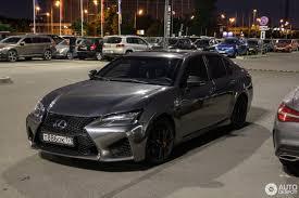 lexus south korea lexus gs f 2016 25 june 2017 autogespot