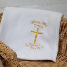 baptism blankets personalized personalised christening blankets