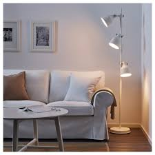 Livingroom Com by Hektar Floor Lamp With 3 Spotlights Ikea
