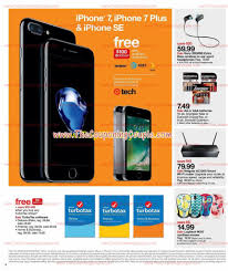 target iphone 7 black friday qualify target ad scan for 1 29 to 2 4 17 browse all 24 pages