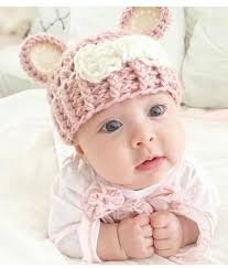 Fabuloso Touca Laço - Newborn no Elo7 | MARIA AMÉLIA - CROCHÊ (78C6C3) @IB64
