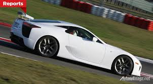 yamaha lexus lfa intend to design a new engine lamborghini learning the lexus lfa