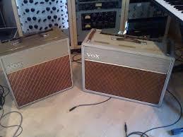 vox ac30 2x12 extension cabinet new vox ac30 heritage series pix gearslutz pro audio community