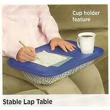 Cushioned Lap Desk by 16