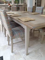 table with stained top and painted legs tags extraordinary how