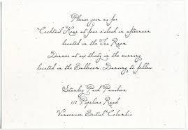 post wedding reception wording exles wedding invitations reception card wording 2119