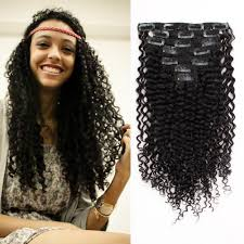 in hair extensions clip in hair extension jerry curl amazingbeautyhairextensions