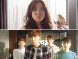 para pemain film exo next door moon ga young shock tetanggaan dengan exo dalam exo next door