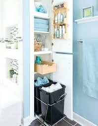 modern bathroom storage ideas telecure me