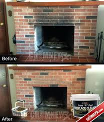 clean slate fireplace hearth stone surround gas insert 1428