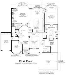 California Split Floor Plan by Latera The Bellwynn Home Design