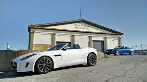 east west brothers garage f type vs s2000 is the jag really