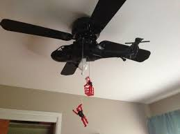 emerson kitty hawk ceiling fan man makes helicopter ceiling fan for his son modern ceiling design