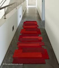 Modern Hallway Rugs Steps Runner Runner Hallway Rug And