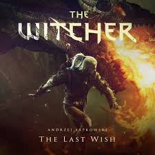 my take on the audiobook and ebook covers for the witcher novels
