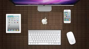 apple desk 1920x1080 hd wallpaper download loversiq
