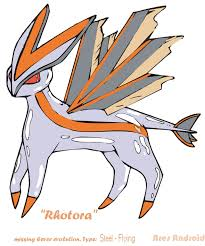 pokemon rhotora missing eevee evolution by sayanosabaku on