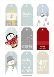 tags from santa modern holiday s vector cookie treat recipe cookie