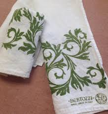 pure linen acanto kitchen towel by bertozzi u2013 italian bed bath and