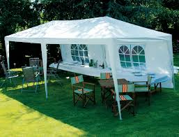 2 X 2 Metre Gazebo by 2 4 X 2 4m Gazebo Green U0026 White Striped Party Tent Outdoor Garden