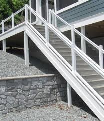 Vintage Handrail Clearview Railing Vinyl Railings Elite Vinyl Railings Llc