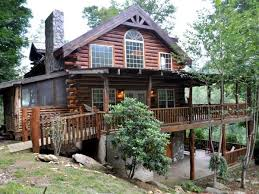inspiring log homes with garages plans using barn style garage