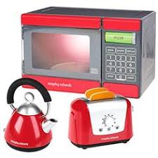 Toaster And Kettle Set Red Swan Kitchen Appliance Retro Set Red Microwave 2l Red Pyramid