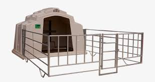 Calf Hutches For Sale Teemore Engineering Livestock Housing Specialists