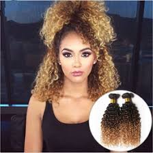 honey brown hair with blonde ombre curly ombre hair brown blonde bundles canada best selling curly
