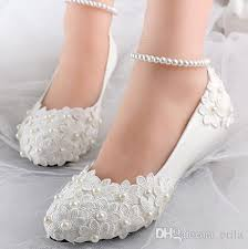 wedding shoes low wedges 3cm low wedges heels womens summer wedding shoes lace