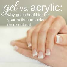 gel vs acrylic why gel is healthier for your nails and looks
