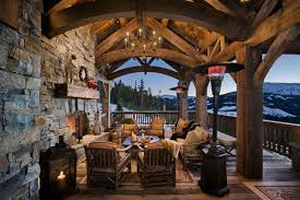 mountain home interiors log cabin interior design 47 cabin decor ideas