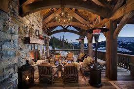 mountain home interiors log cabin interior design 47 cabin decor ideas