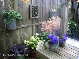 Garden Wall Decor Ideas 25 Creative Ideas For Garden Fences Empress Of Dirt